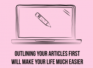 How to Create an Outline For All of Your Article