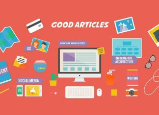 Things ALL Articles Must Have