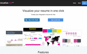 Tools for Creating Infographics and Visualizations