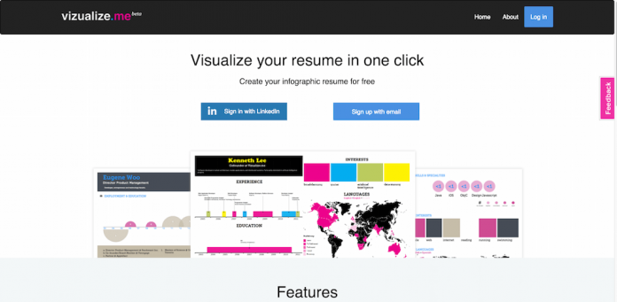 4 Simple Tools for Creating an Infographic Resume