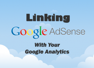 Linking Google Analytics with your Google AdSense