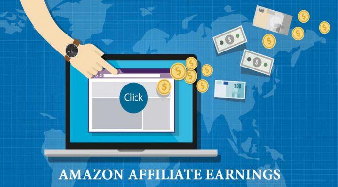 Amazon Associates Revenue
