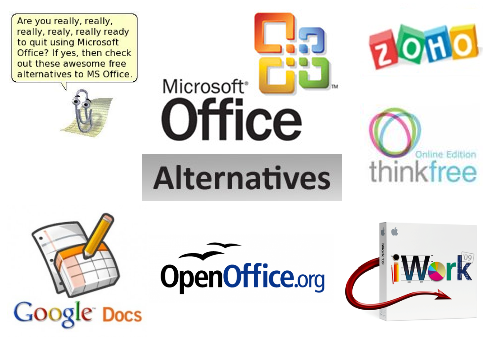 5 Best Free Microsoft Office Alternatives