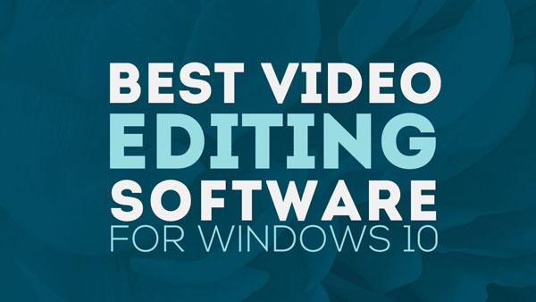 Top 10 Video Editing Tools