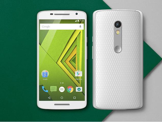 Motorola's Moto X Play