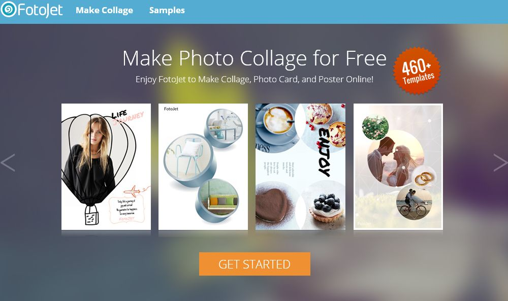 FotoJet – Free Collage Maker